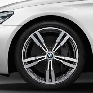 Диск литой R20 BMW G32/G11/G12, DOUBLE SPOKE 648M, 8,5J x 20 ET25 ПО