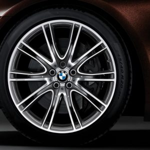 Диск литой R20 BMW G32/G11/G12, V-SPOKE 649, 8,5J x 20 ET25 ПО