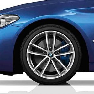 Диск литой R18 BMW G30/G31, DOUBLE SPOKE 662M, 9,0J x 18 ET44 ЗО