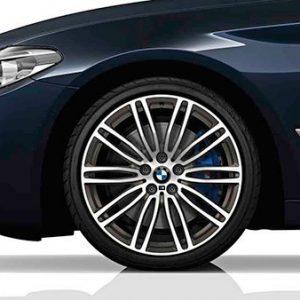 Диск литой R19 BMW G30/G31, DOUBLE SPOKE 664M, 8,0J x 19 ET30 ПО
