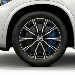 Диск литой R20 BMW G05, STAR SPOKE 740M, 9,0J x 20 ET35 ПО