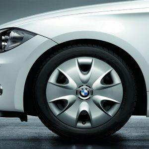 Полноразмерный колпак колеса BMW E81/E87/E88/E82 1 серия, R16