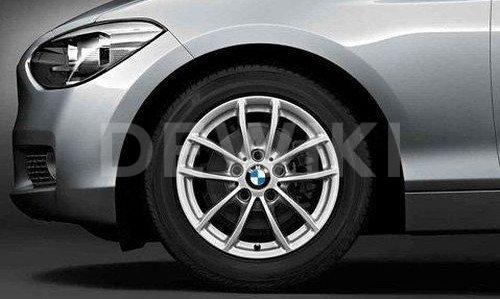 Диск литой R16 BMW F20/F21, V-SPOKE 378, 7,0J x 16 ET40