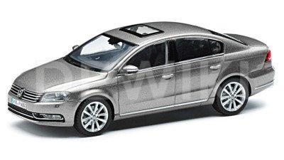 Модель в миниатюре 1:43 Volkswagen Passat B7 Limousine, Kaschmir braun Metallic
