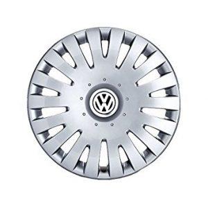 Комплект колесных колпаков R16 Volkswagen, High Chrome / Silver