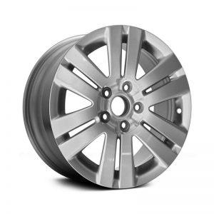 Диск литой R16 Volkswagen, Adelaide Brilliant Silver, 7J x 16 ET45