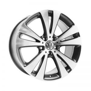 Диск литой R18 Volkswagen, Chicago Grey Metallic, 8,0J x 18 ET44