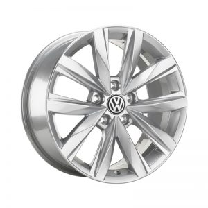 Диск литой R16 Volkswagen, Monza Polished aluminum, 7,0J x 16 ET45