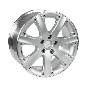 Диск литой R17 Volkswagen, Westwood Brilliant Silver, 7,5J x 17 ET47