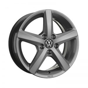 Диск литой R17 Volkswagen, Avignon Grey Metallic, 7,5J x 17 ET47