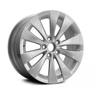 Диск литой R17 Volkswagen, Phoenix Brilliant Silver, 8,0J x 17 ET41