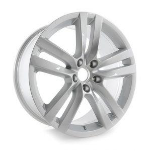 Диск литой R18 Volkswagen, ST.Louis Brilliant Silver, 8,0J x 18 ET41