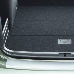 Защитная накладка на задний бампер Volkswagen Passat (B6) 2006-2010 Variant
