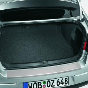 Защитная пленка на задний бампер для Volkswagen Passat (B6) 2005-2010 Variant