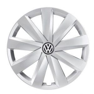 Комплект колесных колпаков R16 Volkswagen Passat B8, Silver