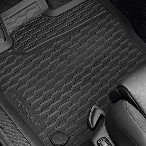 Коврики в салон Volkswagen Passat (B8), всепогодные передние и задние
