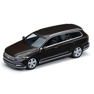 Модель в миниатюре 1:87 Volkswagen Passat B8 Variant, Braun Metallic