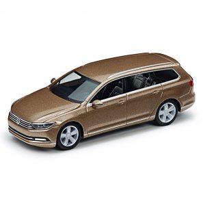 Модель в миниатюре 1:87 Volkswagen Passat B8 Variant, Sweet Date Gold