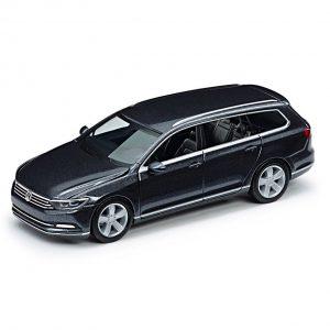 Модель в миниатюре 1:87 Volkswagen Passat B8 Variant, Indium grey Metallic