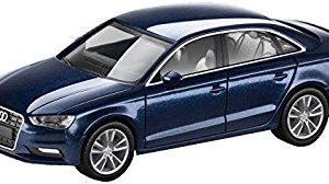 Модель в миниатюре Audi A3 Limousine, Scuba Blue, масштаб 1:87