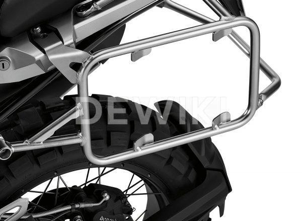 Алюминиевые дуги крепления кофров BMW R 1200 / 1250 / GS / Adventure 2011-2020 год, левые