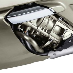 Хромированная накладка шланга охлаждающей жидкости BMW K 1600 GT / GTL 2010-2016 год