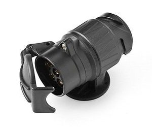 Адаптер для фаркопа AHV Audi, 13-7 пин