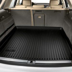 Коврик в багажник резиновый Audi A6 (C6)