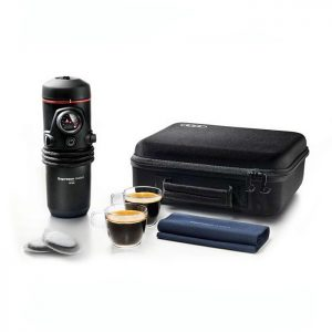 Мобильная кофеварка Audi Espresso Mobile