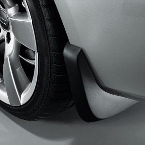 Брызговики передние Audi A6 (4G), для автомобилей с пакетом S-Line