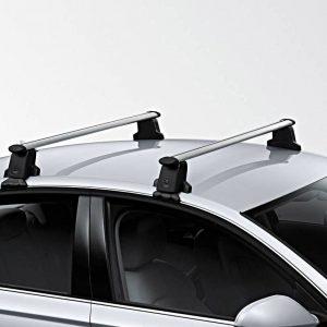 Багажные дуги Audi A6 / S6 Limousine (4G/C7) с 2011 года, для автомобилей без релинга крыши