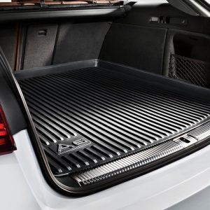 Коврик в багажник резиновый Audi A6/S6 Avant (4G/C7)