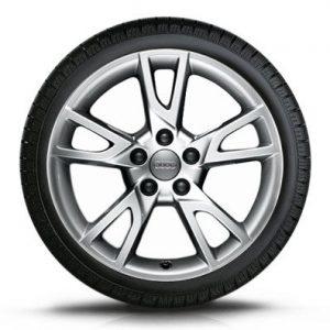 Зимнее колесо в сборе 215/60 R17 100 T Nokian Hakkapeliitta 8 Правое