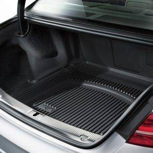 Коврик в багажник резиновый для Audi A3 Sedan (8V)