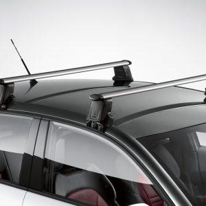 Багажные дуги Audi A8 / S8 (4H/D4), для автомобилей без релинга крыши