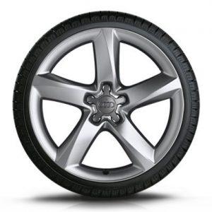 Зимнее колесо в сборе 235/50 R19 103H Dunlop SP Winter Sport 3D AO Левое