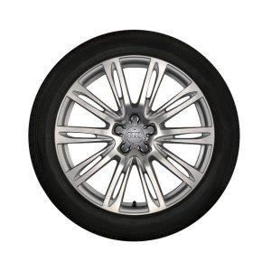 Зимнее колесо в сборе 265/40 R20 104V