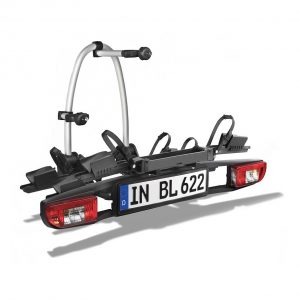 Комплект расширения для третьего велосипеда, для велокрепления на тягово-сцепном устройстве
