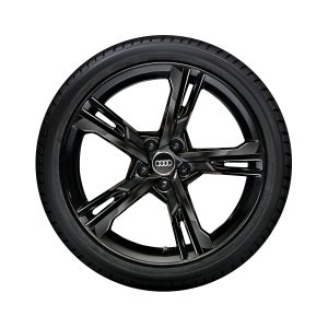Зимнее колесо в сборе 255/40 R 20 101W XL Michelin Alpin 5 AO Левое