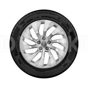 Зимнее колесо в сборе 225/55 R 18 102W X Pirelli SottoZero3 AO Правое