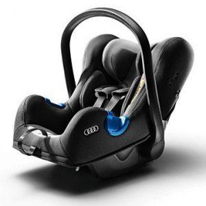 Автомобильное кресло для младенцев Audi, Black/Gray