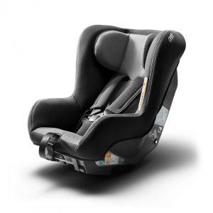 Автомобильное детское кресло Audi, до 18 кг, Titanium grey/Black