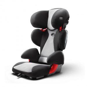 Автомобильное детское кресло Audi Youngster plus, до 36 кг, Titanium grey/Black