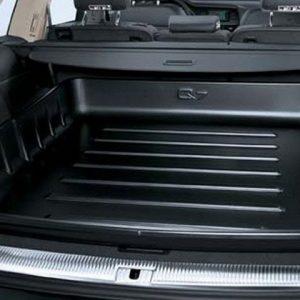 Поддон в багажник Audi Q7 (4L) для пятиместных автомобилей
