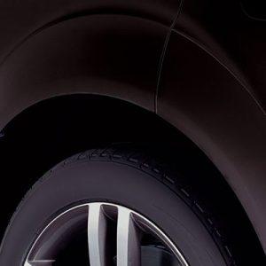 Защитная пленка задних арок Audi Q7 (4L)