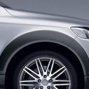 Расширители колесных арок Offroad Audi Q7 (4L)