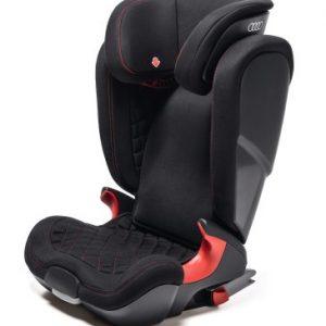 Автомобильное детское кресло Audi Kidfix XP, Red/Black
