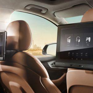 Мобильная развлекательная система Audi, двойной пакет