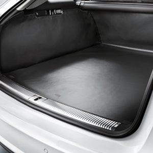Коврик в багажник Audi Q7 (4M) облицовочный
