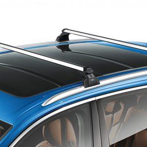 Багажные дуги Audi Q8 (4M), для автомобилей с релингом крыши